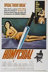 Homicidal (1961) Poster - Movie Forum, Cast, Reviews