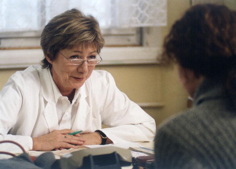 Dana Syslová in Stríbrná vune mrazu (2005)
