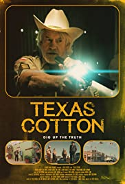 Texas Cotton Poster