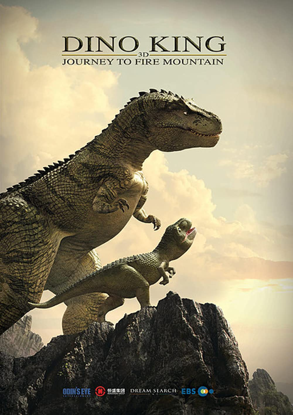 Dino King 3D: Journey to Fire Mountain 2019 Hindi Dubbed 300MB AMZN HDRip ESubs Download