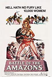 Battle of the Amazons (1973) Poster - Movie Forum, Cast, Reviews