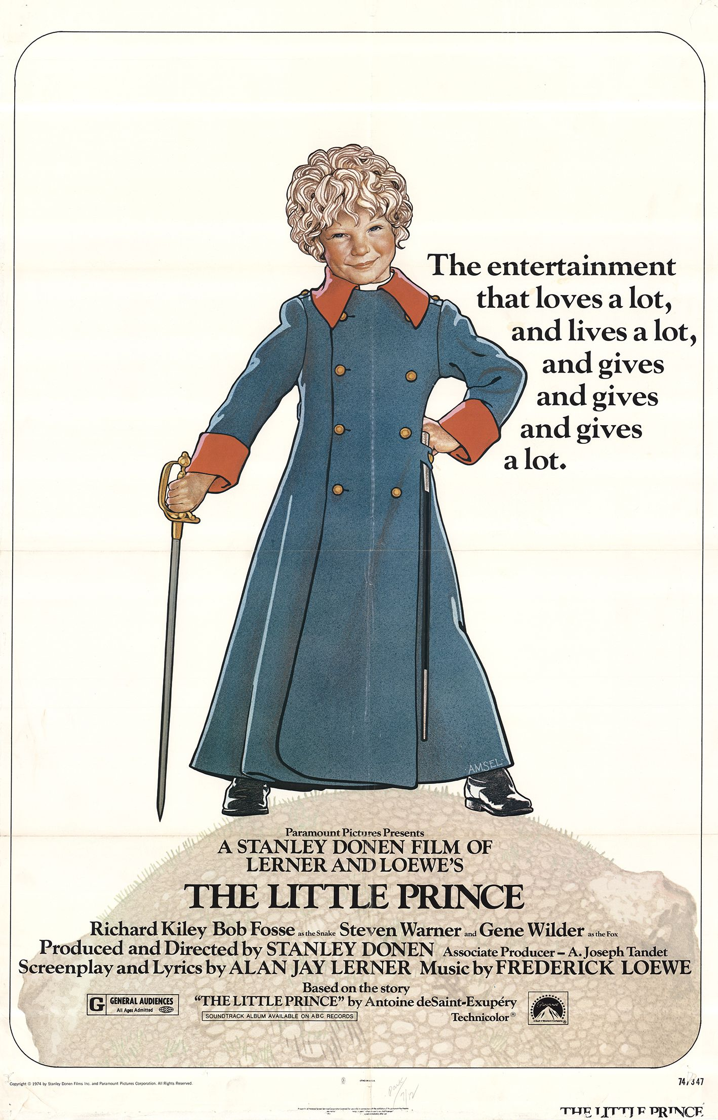 The Little Prince 1974 Imdb