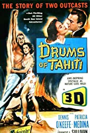 Drums of Tahiti Poster