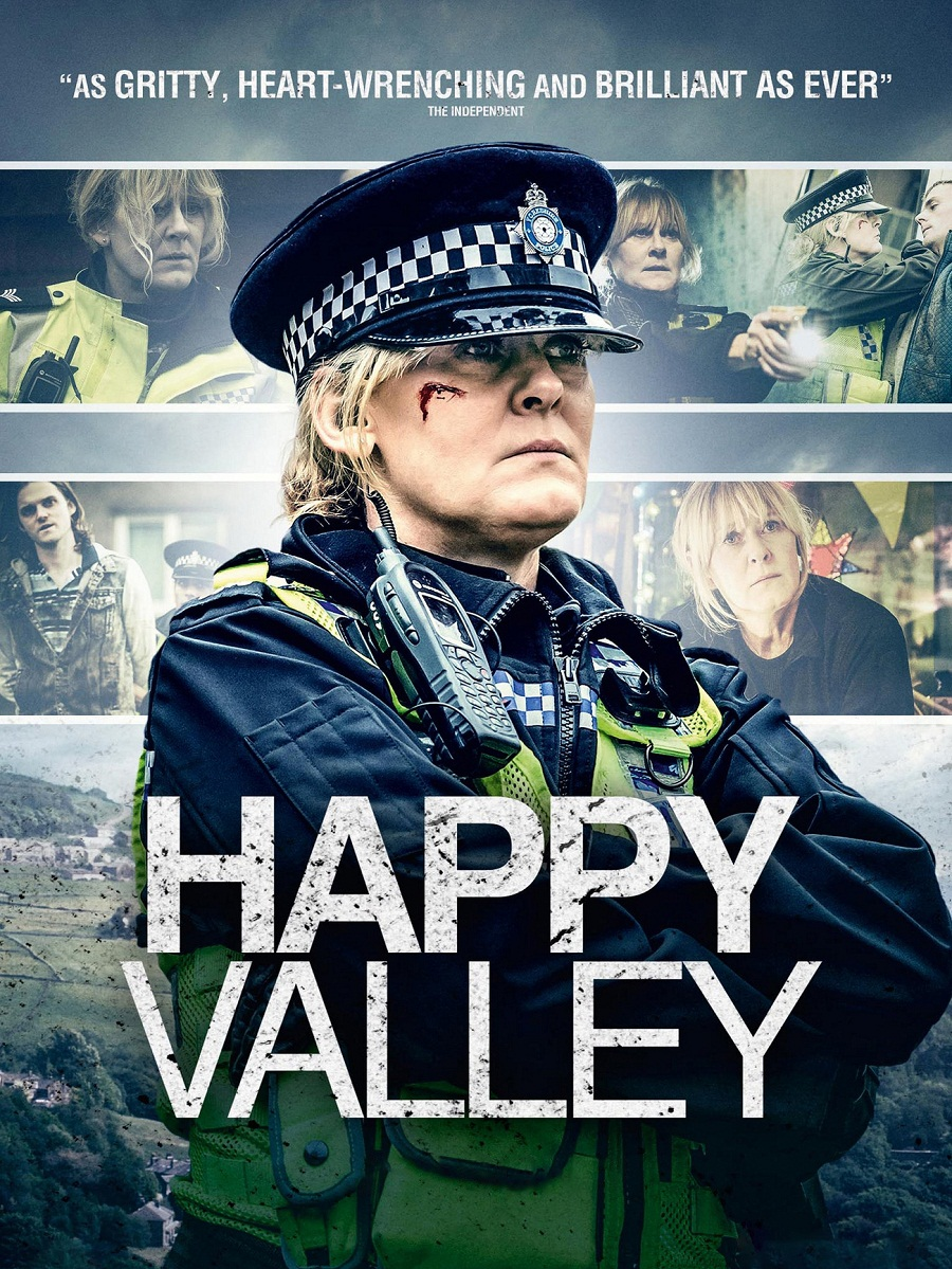 Image result for happy valley poster