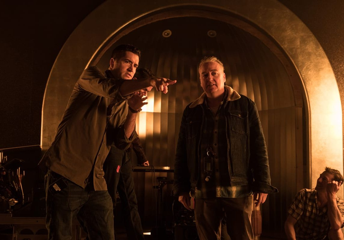 Seamus McGarvey and Drew Goddard in Bad Times at the El Royale (2018)