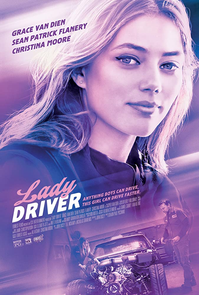 Lady Driver 2020 English 350MB HDRip ESub Download