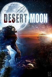 Desert Moon Poster