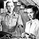 Alec Guinness and Muriel Pavlow in Malta Story (1953)