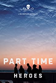 Part Time Heroes Poster