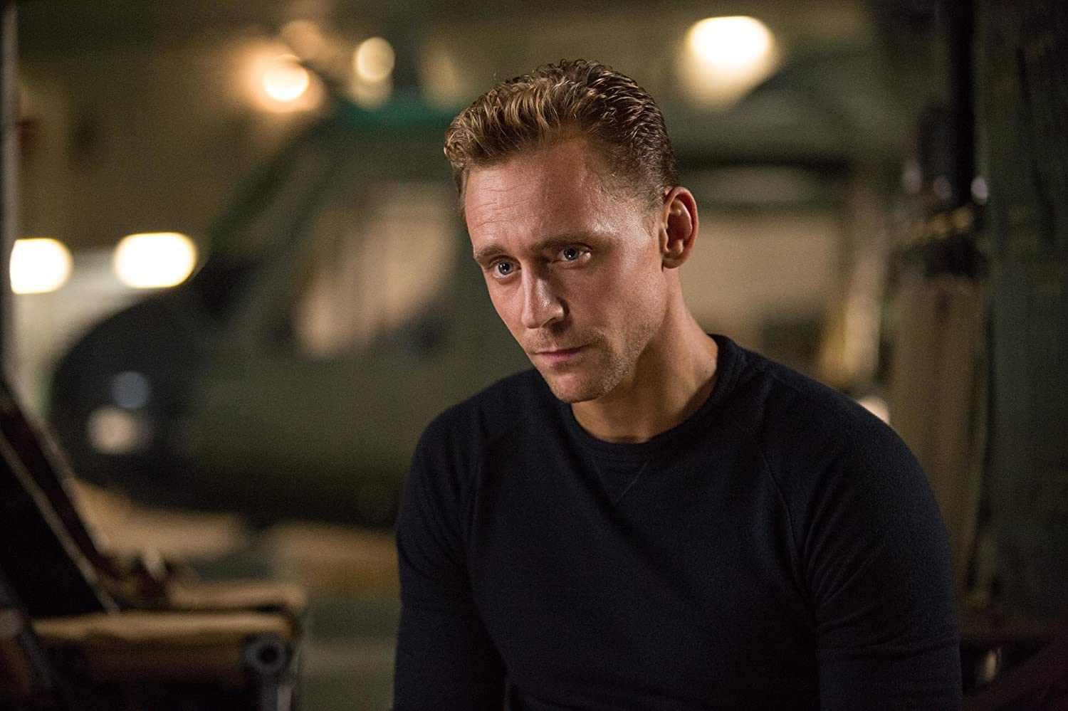 Tom Hiddleston in Kong: Skull Island (2017)