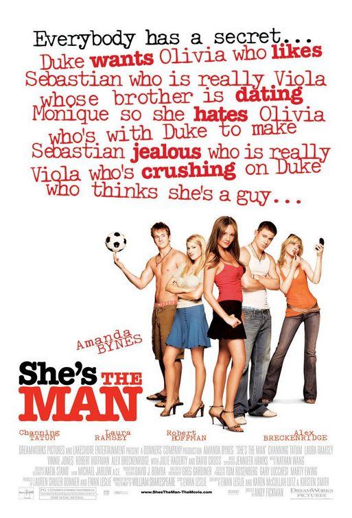 Ela é o Cara [Dub] – IMDB 6.3