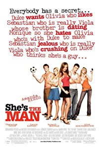 Best movie downloads sites free She's the Man by Gary Winick [BluRay]