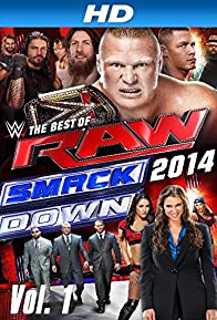 Primary photo for WWE: The Best of RAW and Smackdown 2014: Volume 1