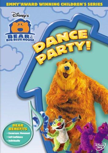 Bear In The Big Blue House Tv Series 19972006 Imdb