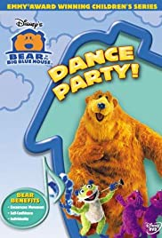 Bear in the Big Blue House Poster