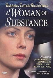 A Woman of Substance Poster - TV Show Forum, Cast, Reviews