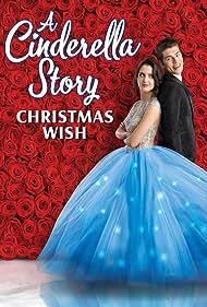 Laura Marano and Gregg Sulkin in A Cinderella Story: Christmas Wish (2019)