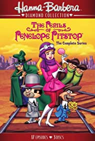 The Perils of Penelope Pitstop (1969) Poster - TV Show Forum, Cast, Reviews