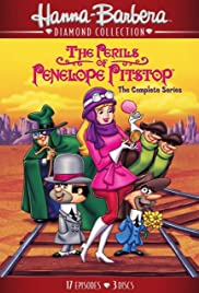 The Perils of Penelope Pitstop Poster - TV Show Forum, Cast, Reviews