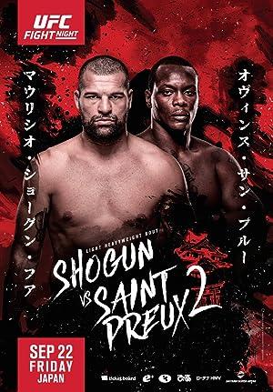 UFC Fight Night: Saint Preux vs. Okami