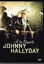 Johnny Hallyday à la Cigale