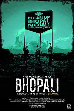 Where to stream Bhopali