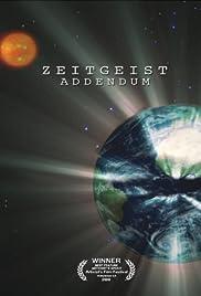 Zeitgeist: Addendum Poster