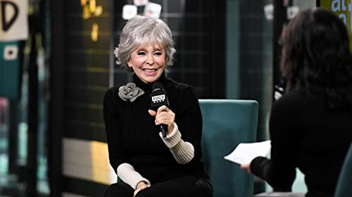 BUILD: Everything Has Come Full Circle With Rita Moreno And 'West Side Story'
