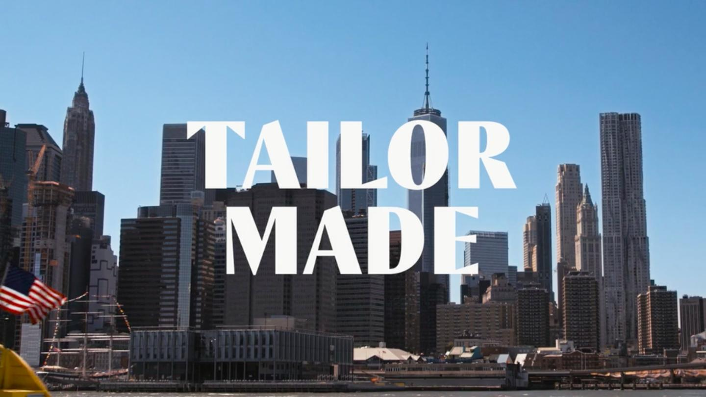 Tailor Made New York 2018