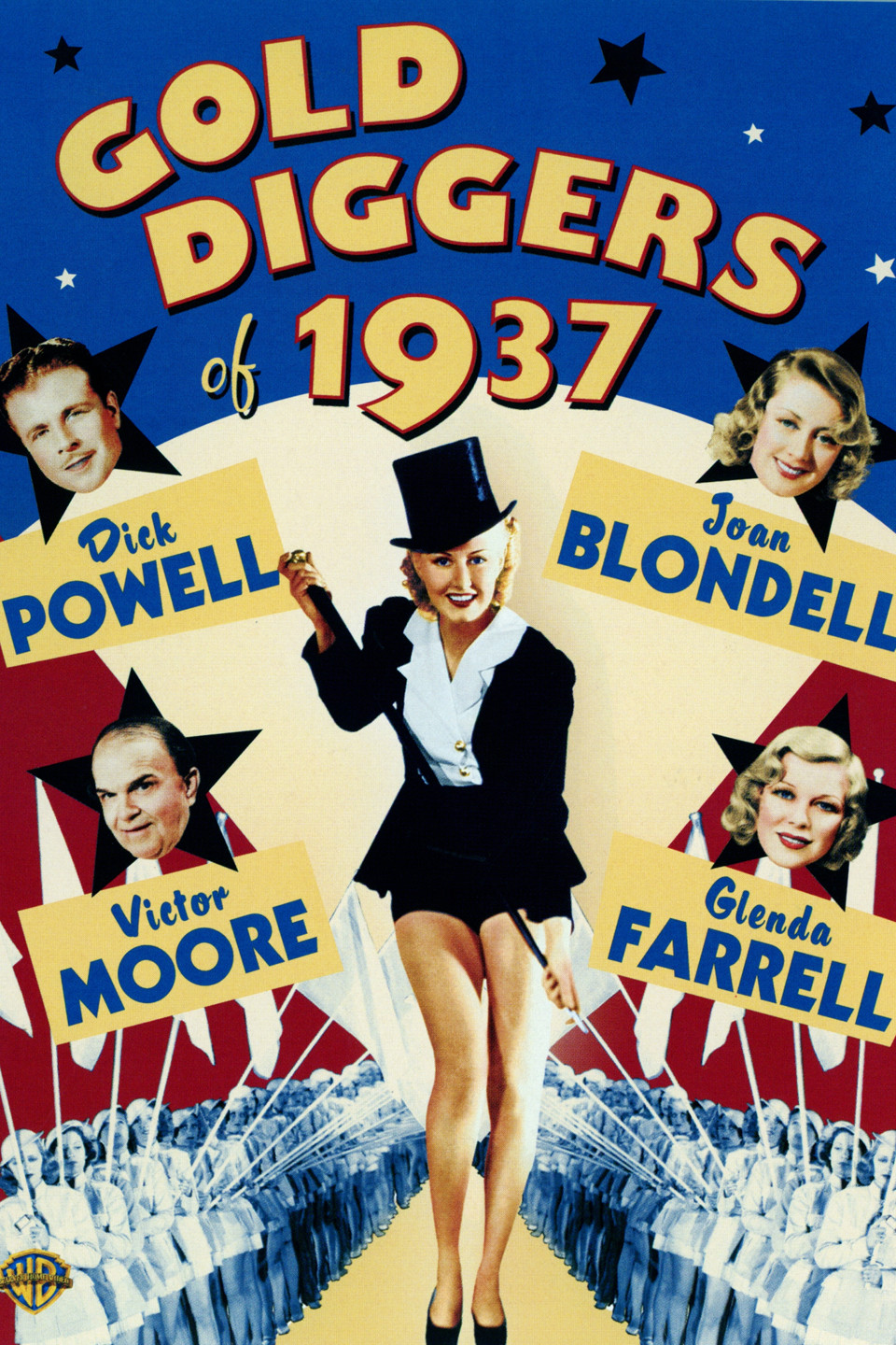 gold diggers of 1937 1936 imdb