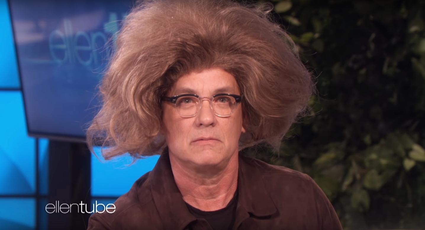 Tom Hanks in Ellen: The Ellen DeGeneres Show (2003)