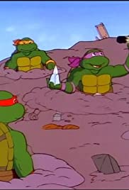 The Incredible Shrinking Turtles Poster