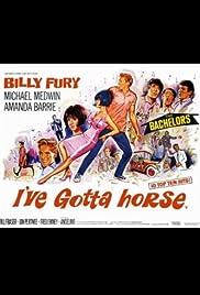 I've Gotta Horse Poster