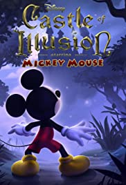 Castle of Illusion Starring Mickey Mouse Poster
