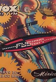 Fusión Vox Poster