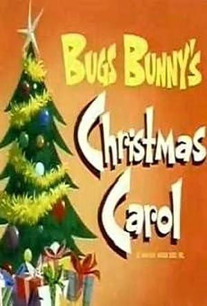 Friz Freleng Bugs Bunny's Christmas Carol Movie