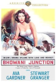 Bhowani Junction(1956) Poster - Movie Forum, Cast, Reviews
