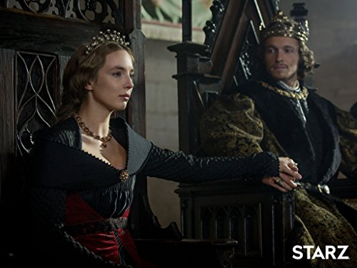 Jodie Comer and Jacob Collins-Levy in The White Princess (2017)