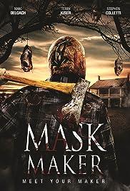 Mask Maker Poster