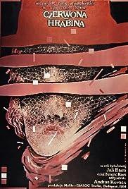 A vörös grófnö Poster