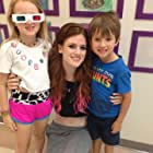 """Sticky Notes, Carmen Tonry, Rose Leslie, and Cullen """"Deuce"""" Tonry"""