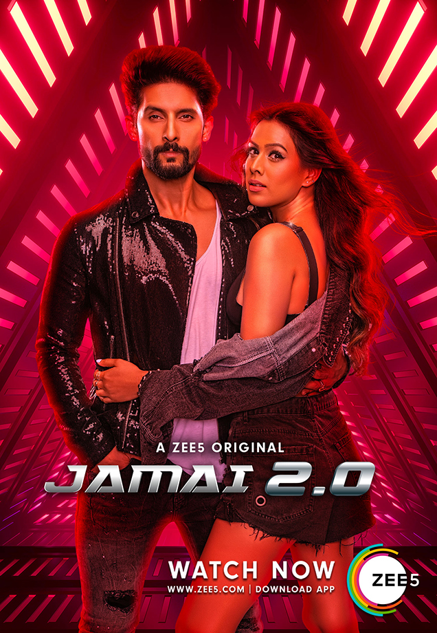Jamai 2.0 (2021) Hindi Season 2 Zee5 Watch Online in HD