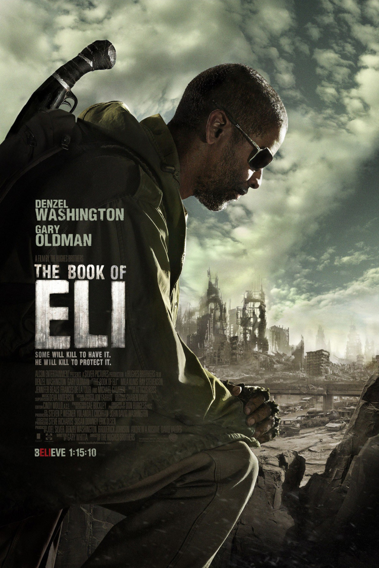 The Book of Eli (2010) - IMDb