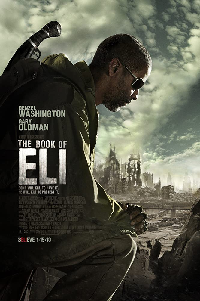 Denzel Washington in The Book of Eli (2010)