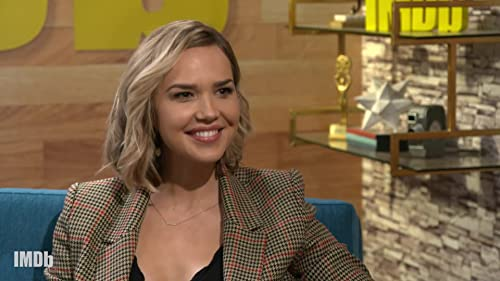 'Fifty Shades Freed' Star Arielle Kebbel on Playing Extravagant Characters