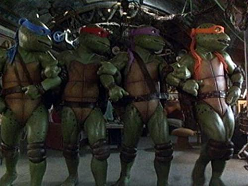 Teenage Mutant Ninja Turtles Three