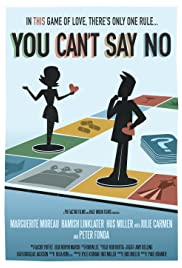 You Can't Say No Poster