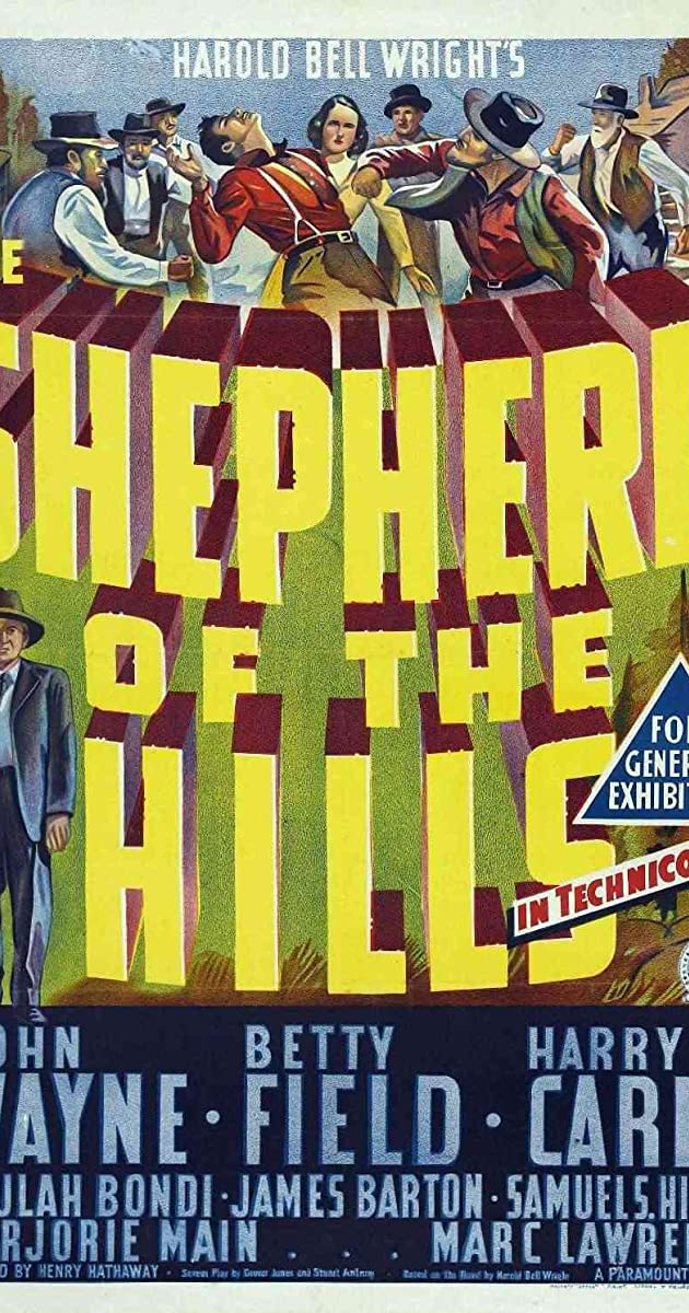 Subtitle of The Shepherd of the Hills
