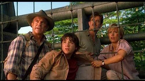 Jurassic Park III: Jurassic Park Ultimate Trilogy [Blu-Ray]