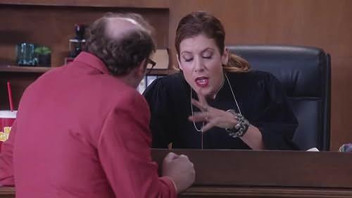 Bad Judge: The Defense Will Illustrate